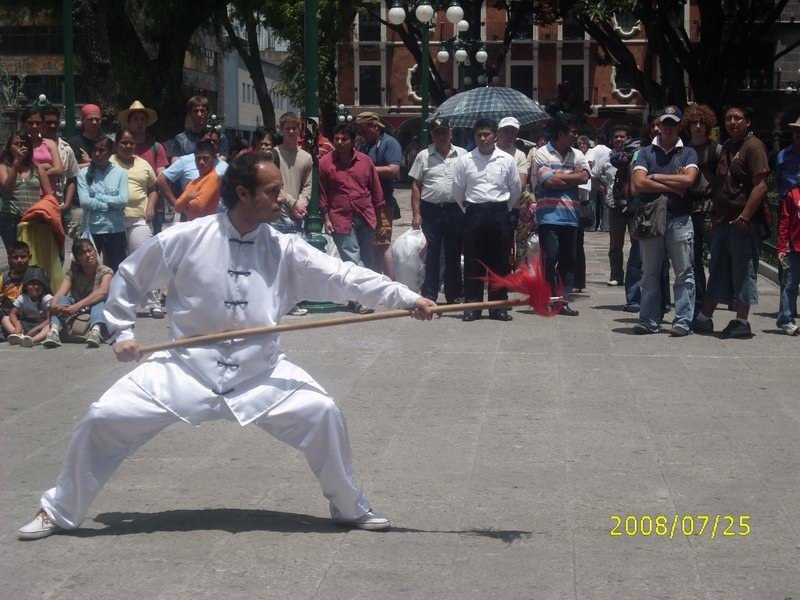 You are browsing images from the article: Chang Chuan en Puebla