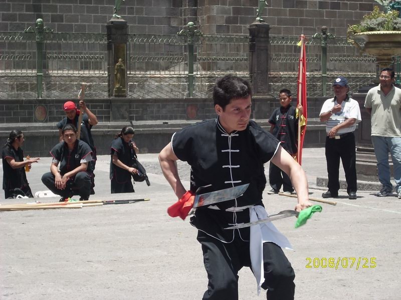 You are browsing images from the article: Hung Gar en Puebla
