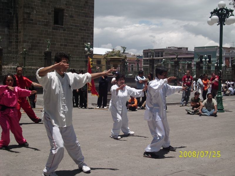 You are browsing images from the article: Tai Chi en Puebla